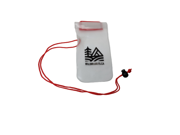 Waterproof Clear Pouch with Lanyard