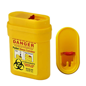Sharps Container 0.2 Liter