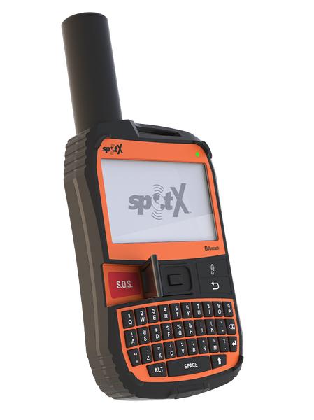 SPOT X: 2-WAY SATELLITE MESSENGER