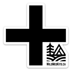 Wildmedkits First Aid Sticker