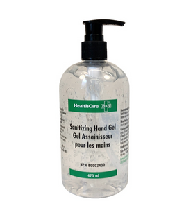 Hand Sanitizer 16 oz (473 ml) with Pump Top