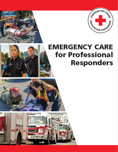 Professional Responder Manual
