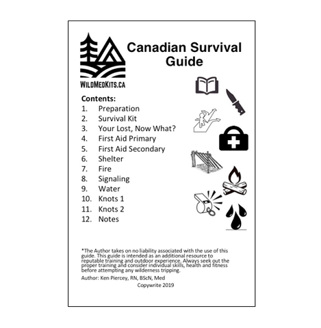 Canadian Survival Guide