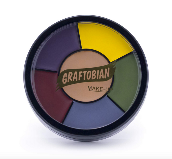 Graftobian Professional Makeup Severe Trauma Wheel
