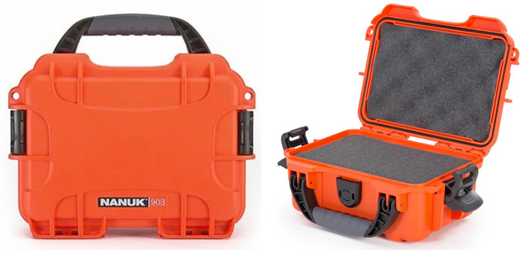 Nanuk 903 Mini Waterproof Case