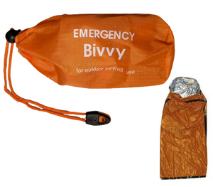 Emergency Bivy Sleeping Bag