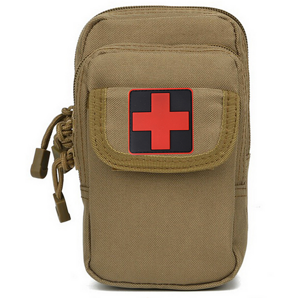 Medical Red Cross Velcro Patch
