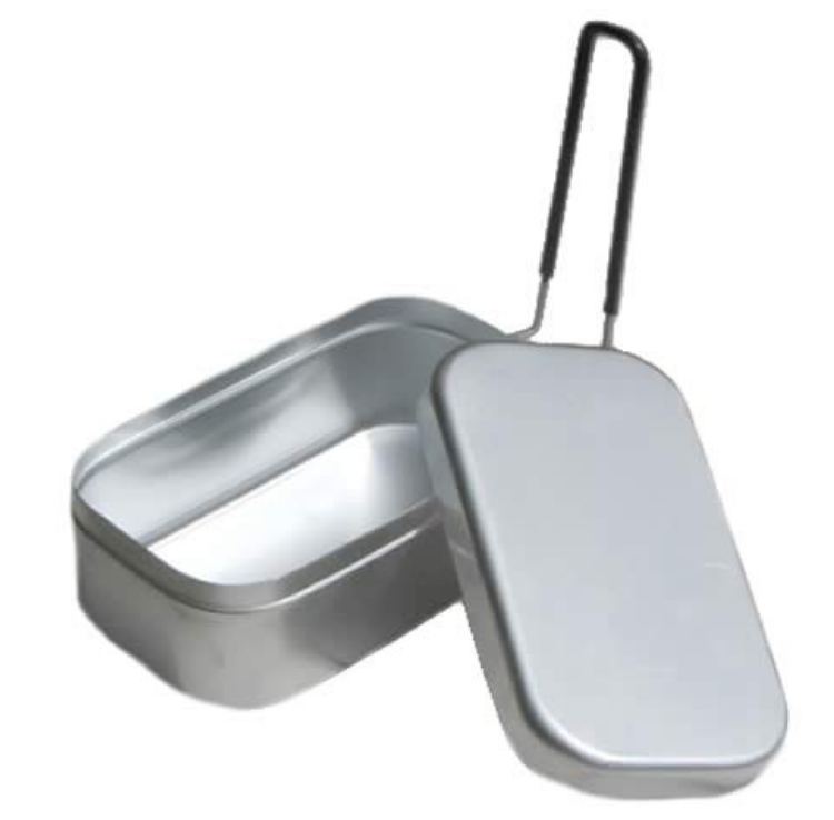 Trangia Aluminum Mess Tin with Handle