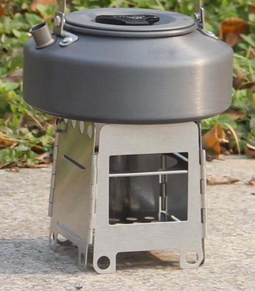 Pocket Camp Stove