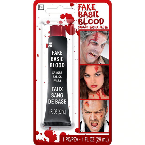 Fake Blood Tube