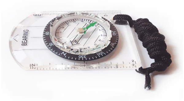 Mini Base Plate Compass