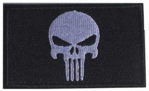 Punisher Velcro Patch