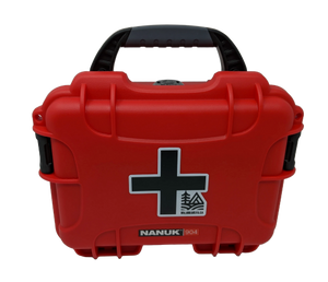 Nanuk 904 Waterproof First Aid Case