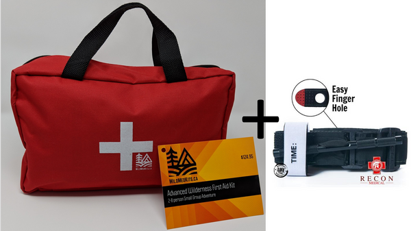 Advanced Wilderness First Aid Kit