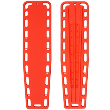 Spinal Board: Plastic with pins