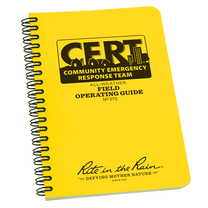 CERT Field Operating Guide