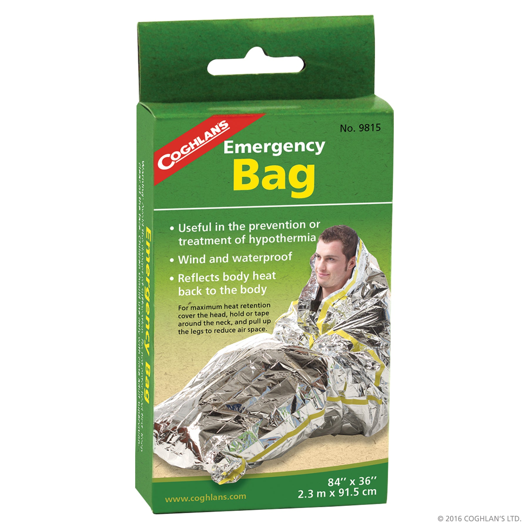Emergency Sleeping/Survival Bag