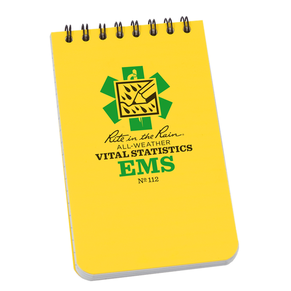 EMS Notebook-Rite in the Rain