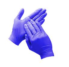 Nitrile Glove Pair