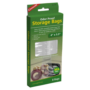 Odor Proof Storage Bags