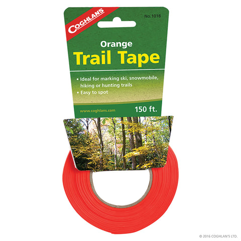 Flagging/Trail Tape-Orange