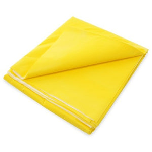 "Yellow Emergency Blanket 56"" x 90"""