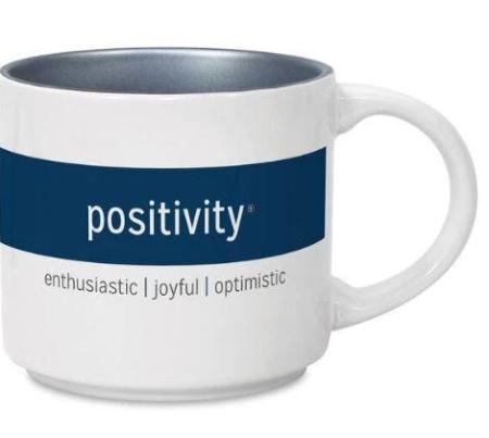 CliftonStrengths Mug - Positivity