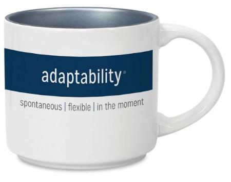 CliftonStrengths Mug - Adaptability