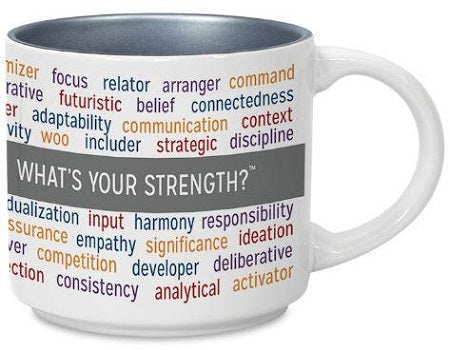 CliftonStrengths Coffee Mug