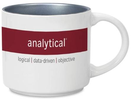 CliftonStrengths Mug - Analytical