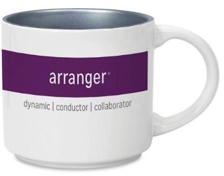 CliftonStrengths Mug - Arranger