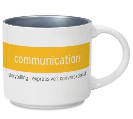 CliftonStrengths Mug - Communication