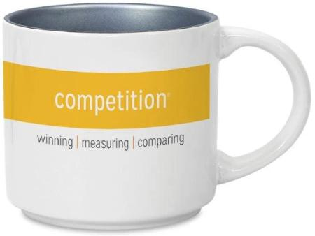 CliftonStrengths Mug - Competition