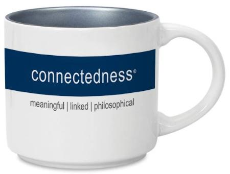 CliftonStrengths Mug - Connectedness