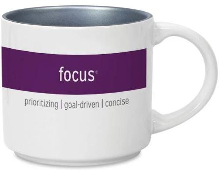 CliftonStrengths Mug - Focus