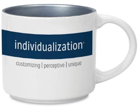 CliftonStrengths Mug - Individualization