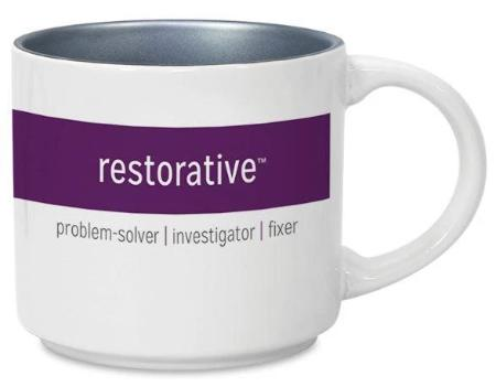 CliftonStrengths Mug - Restorative