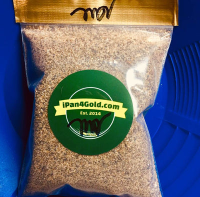 iP4G Placer Dreams Paydirt - 1 lb - 1 gram - 1 nugget