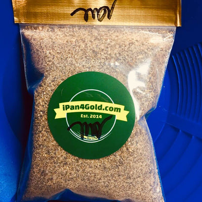 iP4G Placer Dreams Paydirt 1 gram of gold and approx 1 lb* of paydirt - Guaranteed