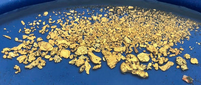 Placer gold by the gram - Add-on Item Only