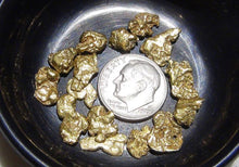 Add-on Placer Gold Nuggets .7g - 1.2g