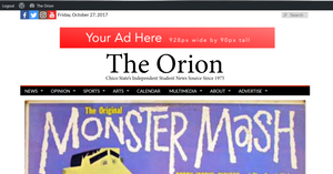 Web Top Banner Ad