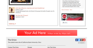 Web Bottom Banner Ad