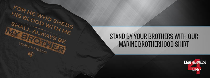 e8f86d8263c USMC Apparel  Our Marine Shirts Tell The Story Of Our Branch