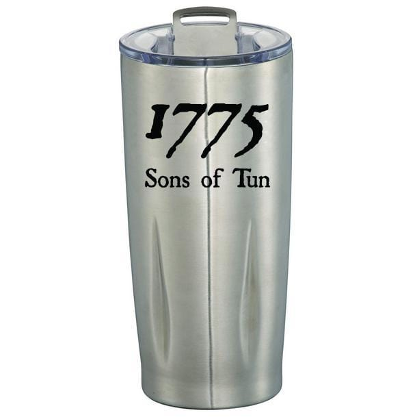 1775 Sons of Tun Vacuum Tumbler with Bottle Opener Top