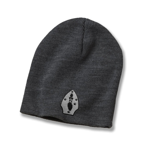 2nd Division Subdued Beanie - Covers- Leatherneck For Life