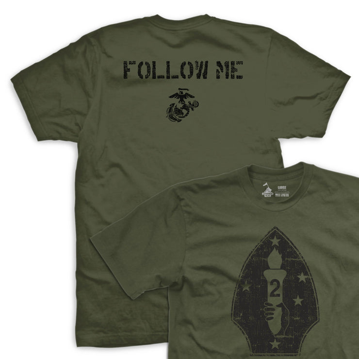2nd Division Subdued Vintage T-Shirt
