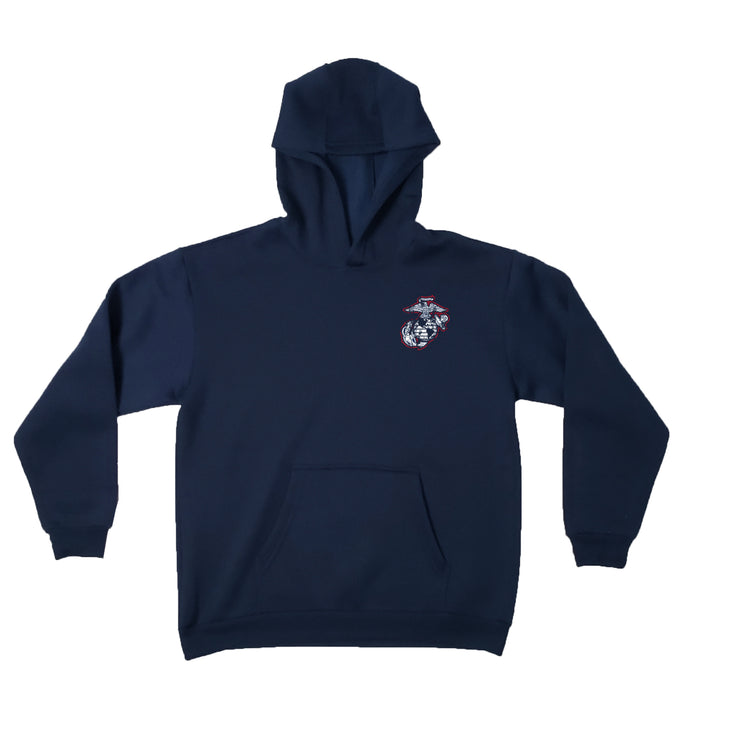 The 245th Marine Corps Birthday Hoodie