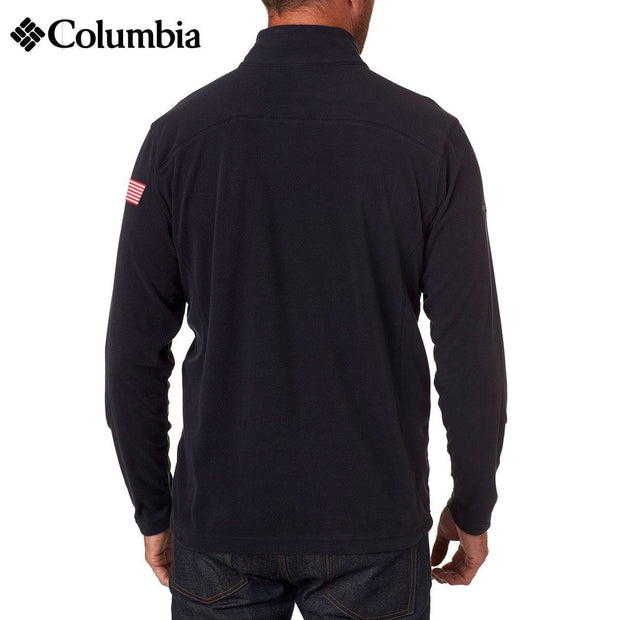 Columbia L4L Crescent Valley Quarter-Zip Fleece - Leatherneck for Life Apparel- Leatherneck For Life