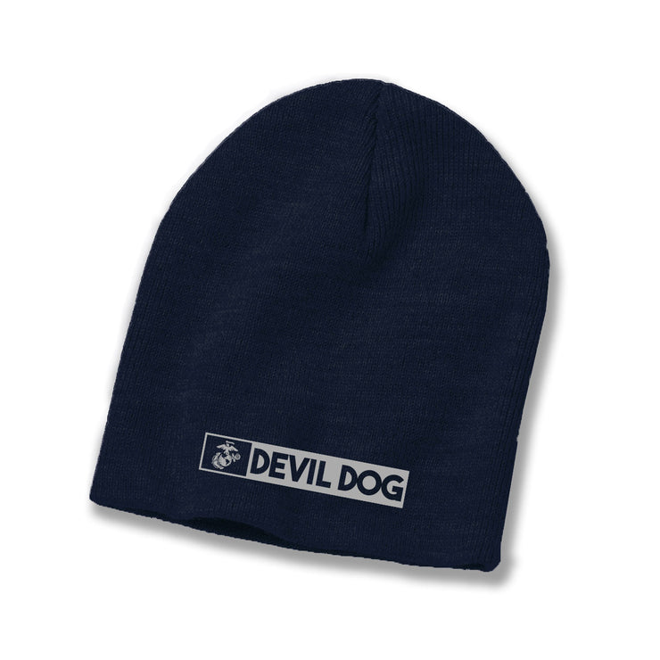 The Devil Dog Beanie - Covers- Leatherneck For Life